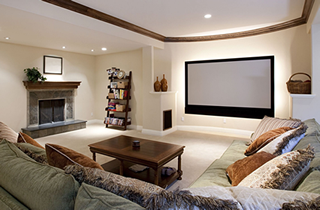Home Theater Systems, Custom Home Theater Design in Wilmington, NC