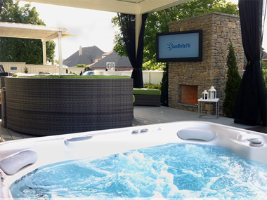 Outdoor Speaker And Entertainment Systems In Wilmington Nc